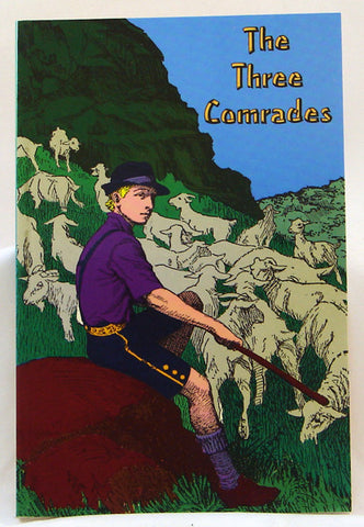 THE THREE COMRADES, KRISTINA ROY- Paperback