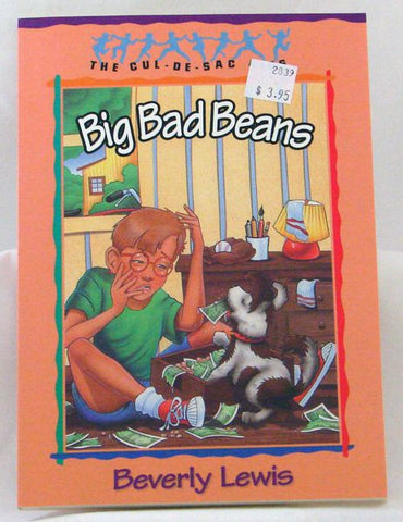 BIG BAD BEANS, THE CUL-DE-SAC-KIDS, BEVERLY LEWIS- Paperback
