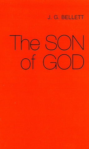 THE SON OF GOD, J.G. BELLETT - Paperback