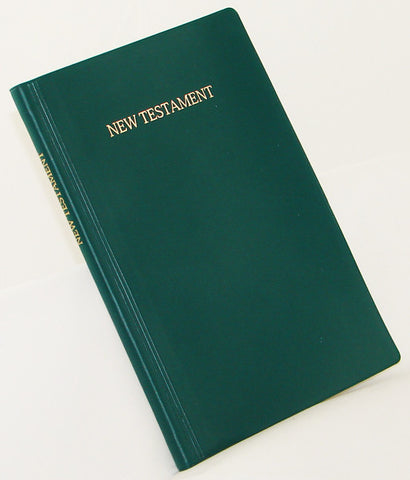 JND GREEN NEW TESTAMENT