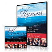 GAITHER GOSPEL SERIES - HYMNS WITH BILL & GLORIA GAITHER & THEIR HOMECOMING FRIENDS - DVD & CD SET