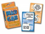 GAME : BIBLE MAD GAB PORTABLE CARD GAME