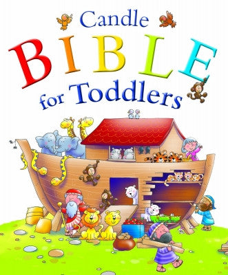 CANDLE BIBLE FOR TODDLERS -DOWLEY -HB