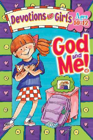 GOD & ME DEVOTIONAL FOR GIRLS - 10-12 #1