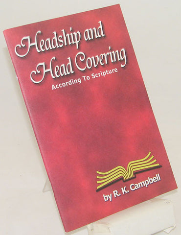HEADSHIP AND HEAD COVERING - R. K. CAMPBELL