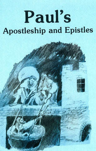 PAUL`S APOSTLESHIP AND EPISTLES, J.G.BELLETT - Paperback