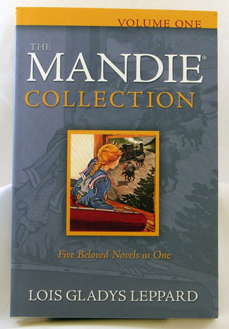 MANDIE COLLECTION #1 -LEPPARD
