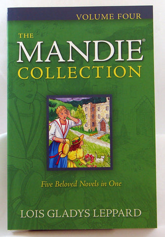 MANDIE COLLECTION #4 -LEPPARD