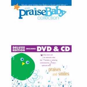 PRAISE BABY - PRAISES AND SMILES DVD & CD