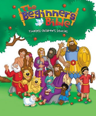 BEGINNERS BIBLE TIMELESS CHILDRENS STORIES -KAREN HENLEY