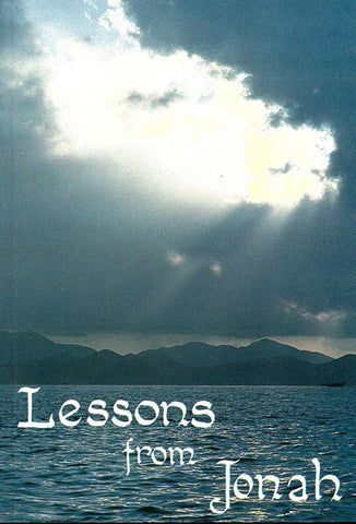 LESSONS FROM JONAH, G. C. WILLIS- Paperback