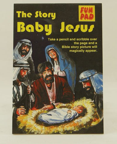 ACTIVITY PLAY PAD IN THE MANGER-CHRISTMAS