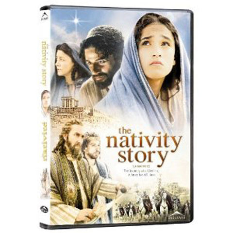 A NATIVITY STORY DVD-CHRISTMAS