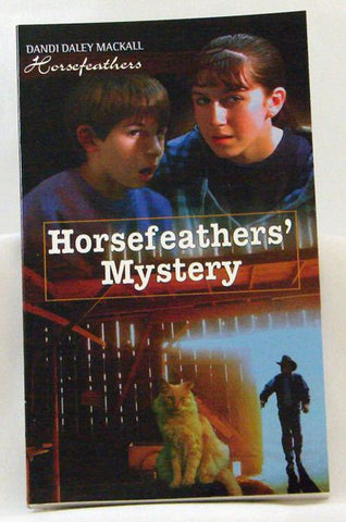 HORSEFEATHERS #7 - HORSEFEATHER`S MYSTERY