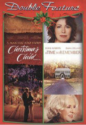 DOUBLE FEATURE DVD CHRISTMAS CHILD & A TIME TO REMEMBER-CHRISTMAS