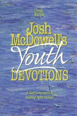 ONE YEAR BOOK OF YOUTH DEVOTIONS - MCDOWELL