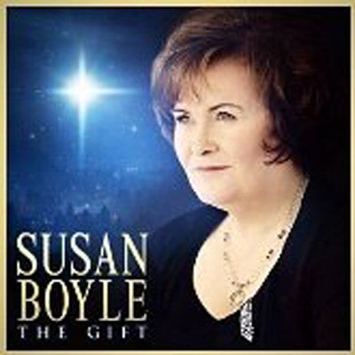 SUSAN BOYLE THE GIFT-CHRISTMAS