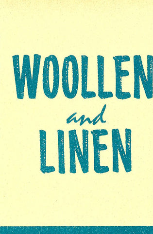 WOOLLEN AND LINEN, J.G. BELLET - Paperback