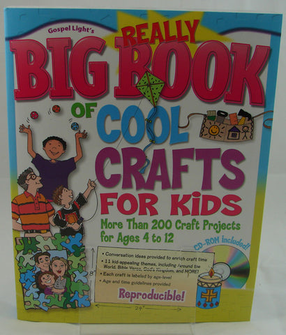 BIG BOOK OF COOL CRAFTS FOR KIDS