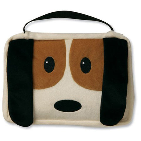 PLUSH PUPPY-BIBLE CASE