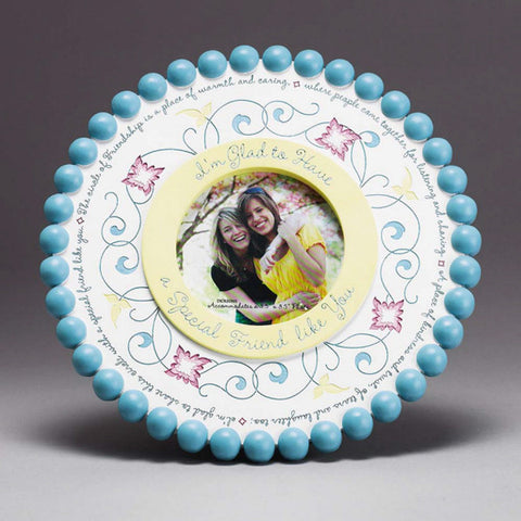 FRIENDSHIP PHOTO FRAME-GIFTWARE