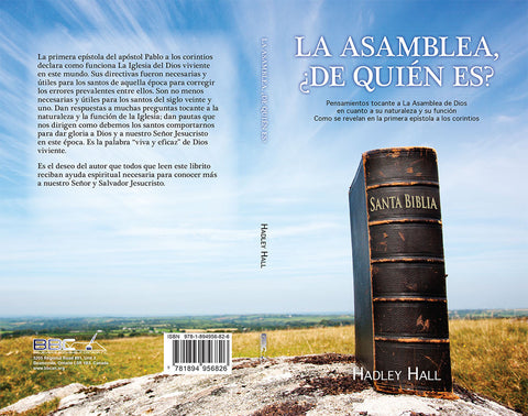 WHOSE ASSEMBLY SPANISH-H.HALL-Paperback