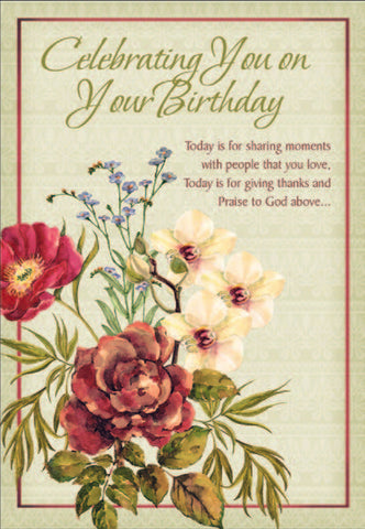 BOXED CARDS - BIRTHDAY - BLESS YOUR DAY