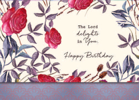 BOXED CARDS - BIRTHDAY - CHEERY THOUGHTS