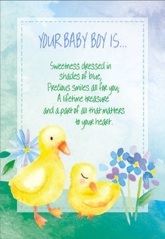 BOXED CARDS - BABY - FARMYARD BABES