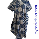 Batik Tulis Indigo Unique Creation