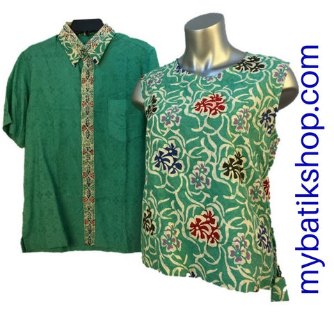 Couple Batik Modern Tiffany