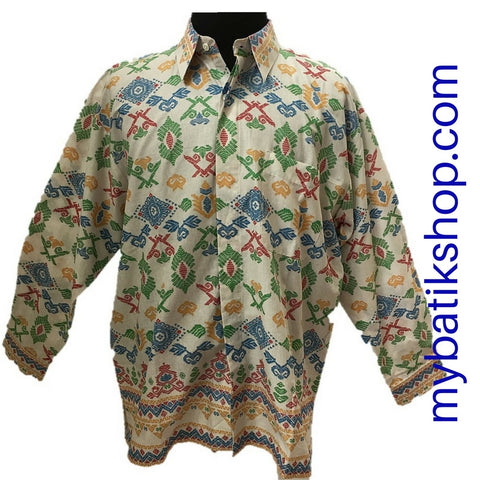 Tenun for Men Light Long Sleeves