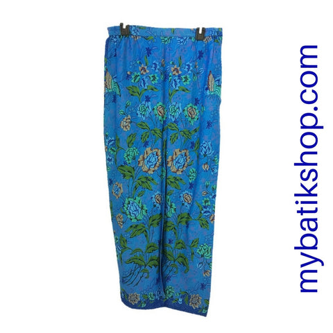 Sarong Skirt Ready Wear - All Blue