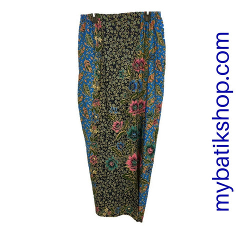 Sarong Skirt Ready Wear - Blue