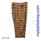 Sarong Skirt Ready Wear - Black