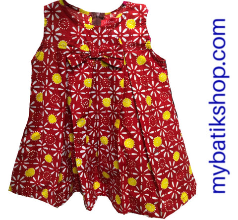 Dress for Baby Red