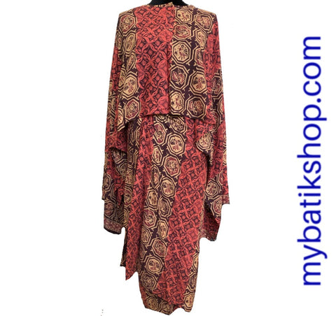 Mix 'n Match Paris Modern Sarong Dress