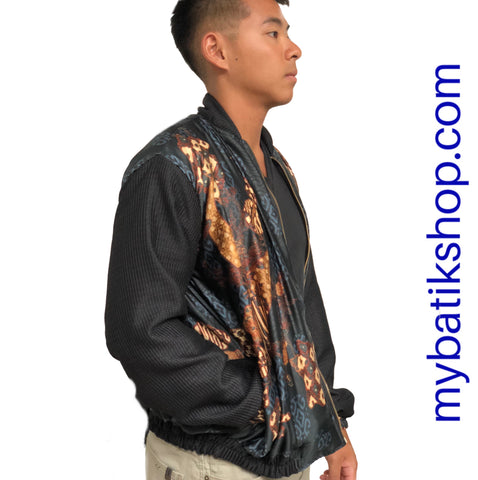 Semi Silk Lined Jacket for Guys