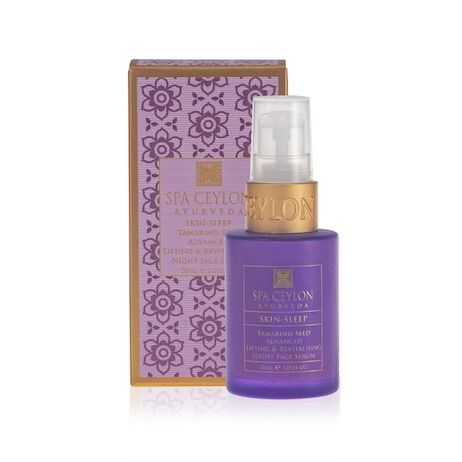 Skin-Sleep - Tamarind Seed - Advanced Lifting & Revitalising Night Face Serum