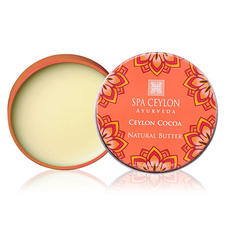 Ceylon Cocoa Virgin Coconut Natural Butter, Body Butter, SPA CEYLON AUSTRALIA