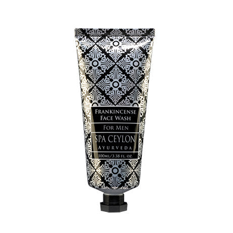 Frankincense Face Wash, Mens Range, SPA CEYLON AUSTRALIA
