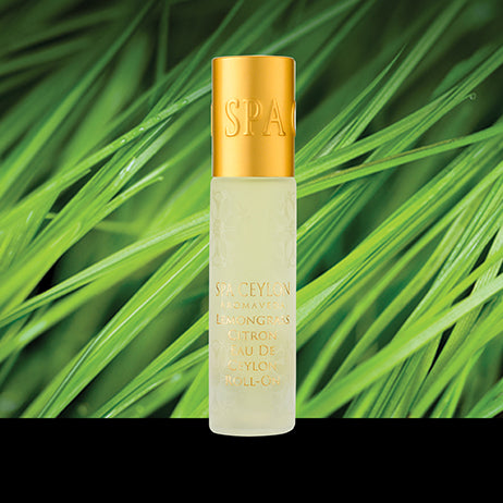 LEMONGRASS CITRON - Eau De Ceylon SPA CEYLON Australia Natural Luxury Ayurveda