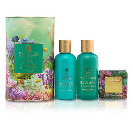 "Sleep - Festive Ritual Set ""Limited Edition"", GIFT SETS, SPA CEYLON AUSTRALIA"