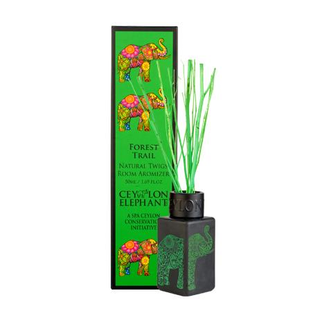Ceylon Elephant - Forest Trail Natural Twig Room Aromizer, Home Aroma, SPA CEYLON AUSTRALIA