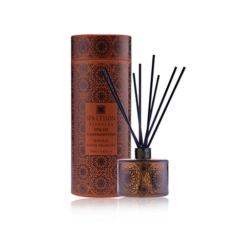 Spiced Sandalwood- Natural Room Aromizer, Home Aroma, SPA CEYLON AUSTRALIA