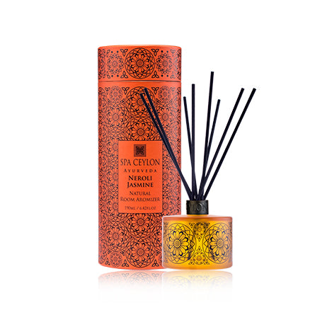 Neroli Jasmine- Natural Room Aromizer, Home Aroma, SPA CEYLON AUSTRALIA