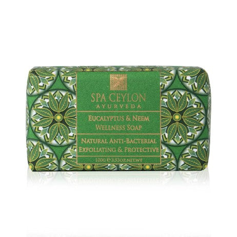 Eucalyptus & Neem - Wellness Soap