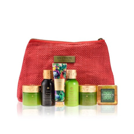 Peacock Gift Time Set