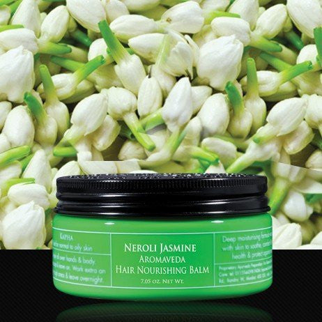 NEROLI JASMINE-Hair Nourishing Balm SPA CEYLON Natural Luxury Ayurveda
