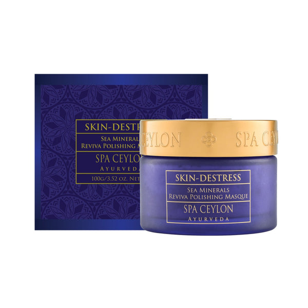 Skin De-Stress - Sea Minerals Reviva Polishing Masque, FACE CARE, SPA CEYLON AUSTRALIA